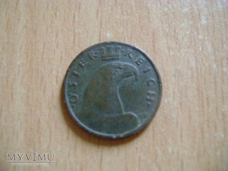 moneta austriacka 1924
