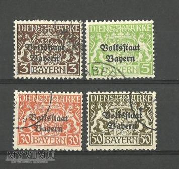 Dienstmarke Bayern