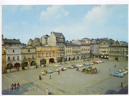 Cieszyn - Rynek - lata 70-te