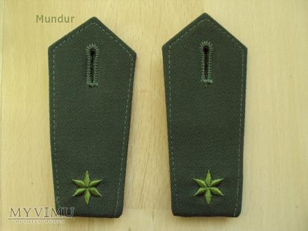 Oznaki stopnia Polizei - Polizeimeisteranwärter