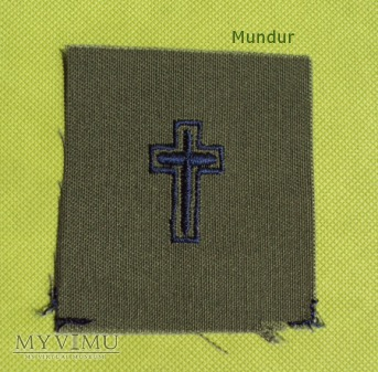 US Army: oznaki kapelana