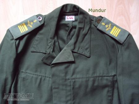 Szwecja: mundur polowy lotnictwa