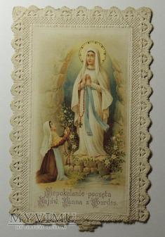 Najśw. Panna z Lourdes