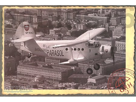 An-2 SP-KMZ