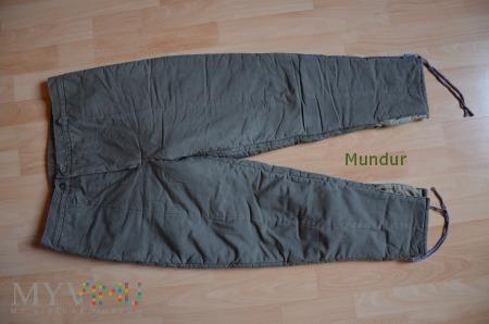 Ocieplacz zimowy spodni polowych