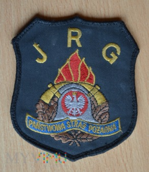Emblemat PSP JRG