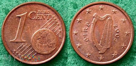 1 EURO CENT 2005