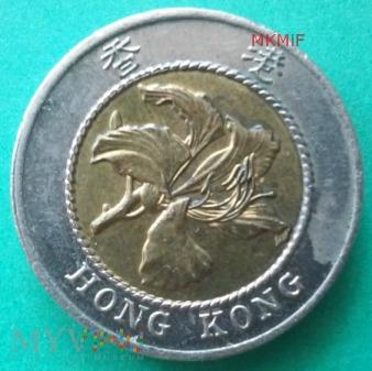 10 Dollars Hong Kong