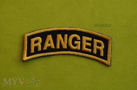 Oznaka RANGER do munduru wyjściowego
