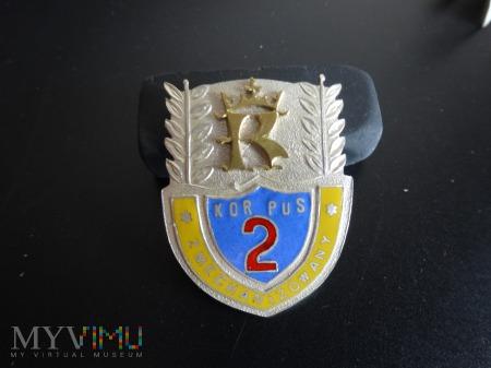 2 Korpus Zmechanizowany - Kraków