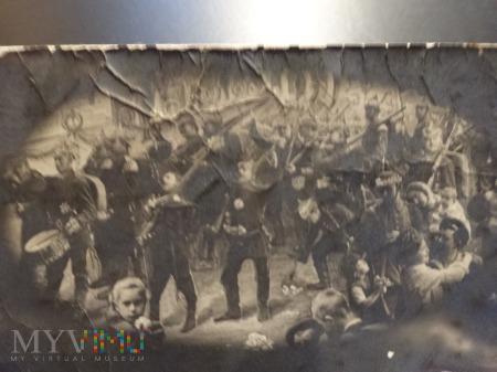 Duże zdjęcie Był początek jest i zakończenie I wojny
