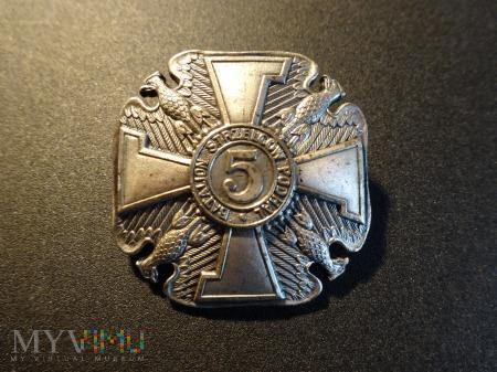 5 Batalion Strzelców Podhalańskich : Nr:0019