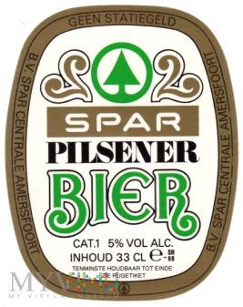 SPAR pilsener Bier