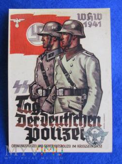 Karta pocztowa WHW 1941r.