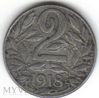 2 HELLER 1918
