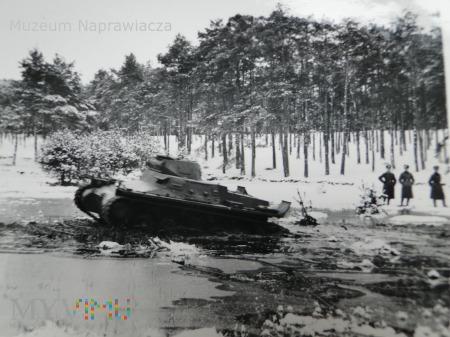 Panzerkampfwagen I test armijny