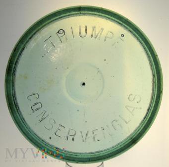 Dekiel Triumpf Conservenglas