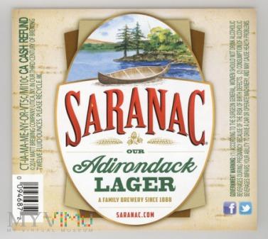Saranac, Adirondack Lager