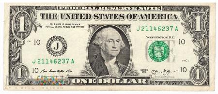 Duże zdjęcie Stany Zjednoczone - 1 dolar (2013)