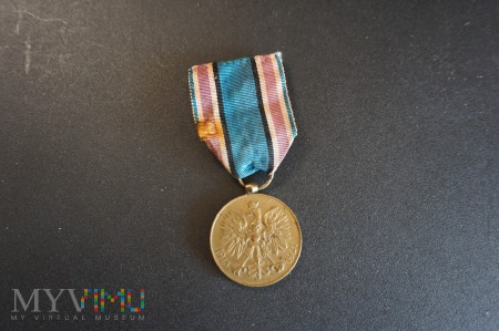 Duże zdjęcie Medal Polska Swemu Obrońcy 1918-1921