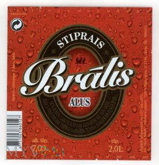 Bralis Striprais Alus