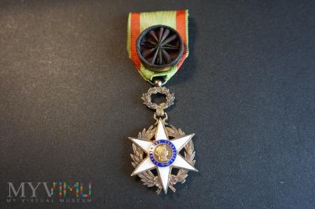 Francja - Order Zasługi Rolnej - Oficerski