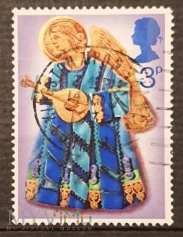 Duże zdjęcie Elżbieta II, GB 607