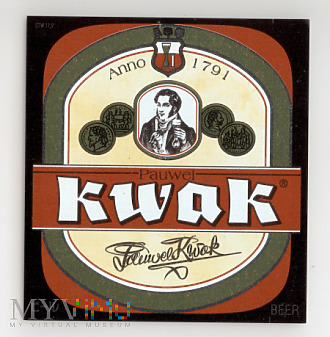 Brouwerij Bosteels, Kwak
