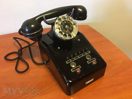 Polski przedwojenny aparat telefoniczny-szeregowy