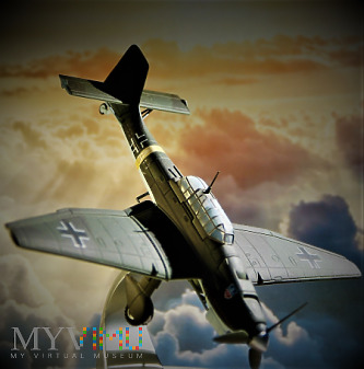 Junkers Ju87 B. Stuka.