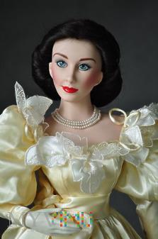 Franklin Mint ślubna Scarlett O'Hara