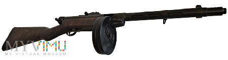 Pistolet maszynowy Suomi Kp/31 SJR