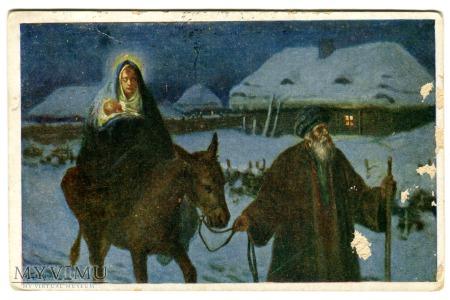 1919 Maryja i Józef Święta Adam Setkowicz