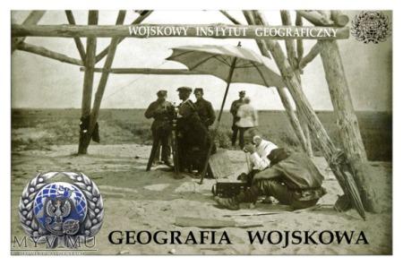 Geografia Wojskowa - pocztówka #01
