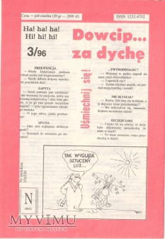 Dowcip...za dychę 3/96