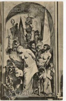 van Thulden - Czoło kolumny hiszpańskich więźniów