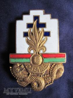 13e demi-brigade de Légion étrangère, type 3.