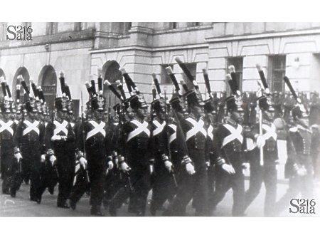 Szkoła Podchorążych Piechoty - Belweder - zdj. 019