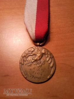 Medal Mistrz Ping-Pongu