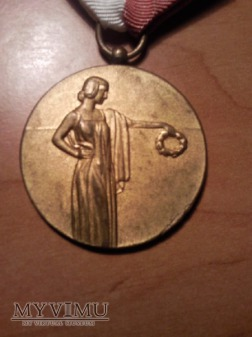 Duże zdjęcie Medal Mistrz Polski 1931