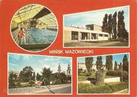 Mińsk Maz.-kartka wieloobrazkowa