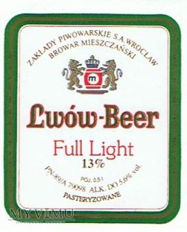 lwów-beer full light