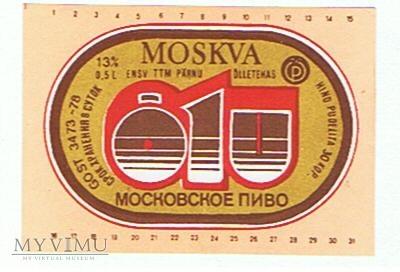 moskva õlu