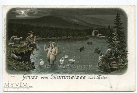 Pozdrowienia z Mummelsee