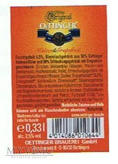oettinger weizen & grapefruit
