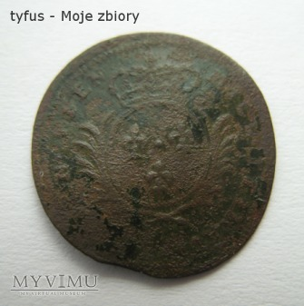 Liczman (rechenpfennig) Louis XV