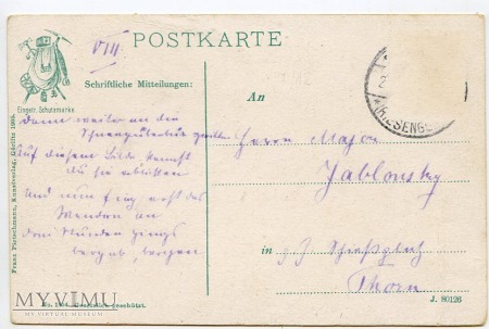 Karkonosze Śnieżne Kotły Schneegrubenbaude 1905