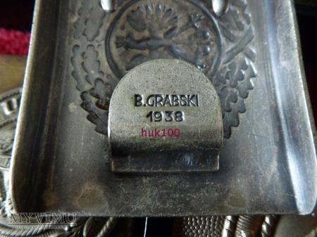 Klamra tzw.Rembertowska określana jako wz.38