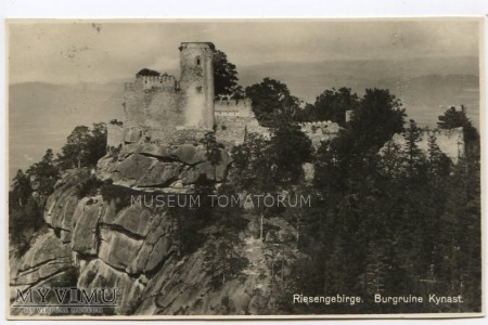 Karkonosze - Kynast - Zamek Chojnik 1931