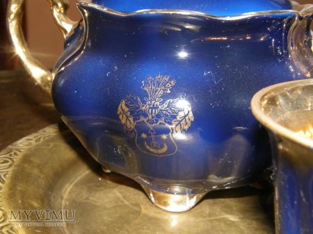 herb Sas- porcelana